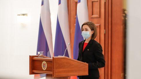 DOC/ Șefa statului a promulgat Legea pentru modificarea Codului de executare al R. Moldova