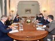 Comunicatul emis de Gazprom după discuțiile cu autoritățile R. Moldova