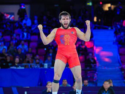 Victor Ciobanu a câștigat aurul la Campionatul Mondial de la Oslo