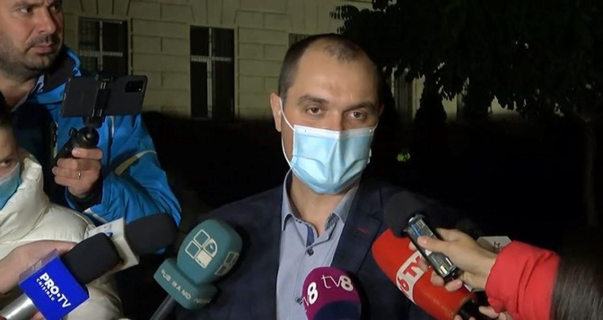 Procurorul Victor Furtună a contestat decizia magistraților Judecătoriei Chișinău privind plasarea în arest la domiciliu a lui Stoianoglo